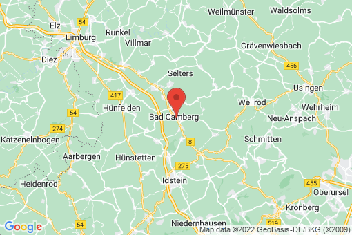 Karte Bad Camberg