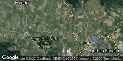 Google Map of Glend