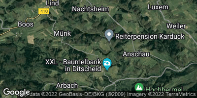 Google Map of Ditscheid bei Mayen