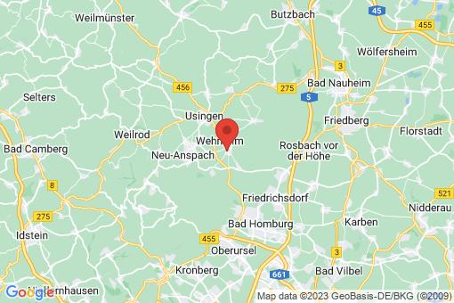 Karte Wehrheim