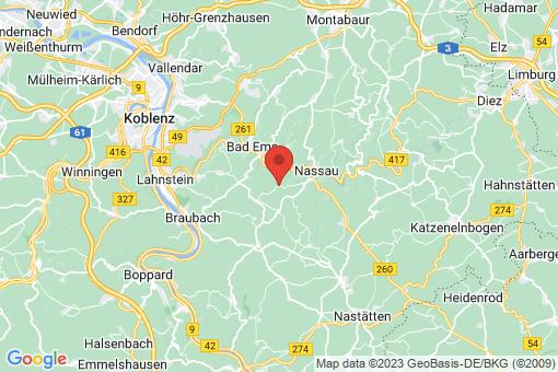 Karte Sulzbach