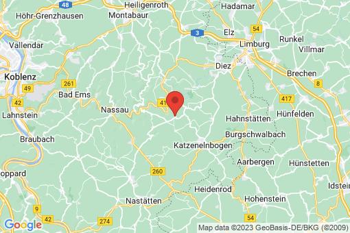 Karte Bremberg
