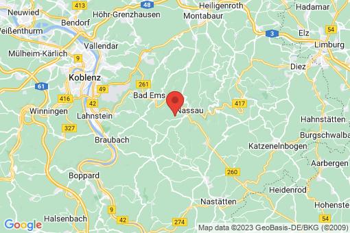 Karte Misselberg