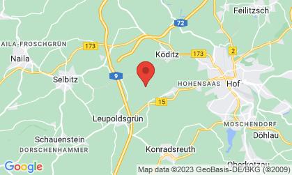Arbeitsort: Bayern - Hof