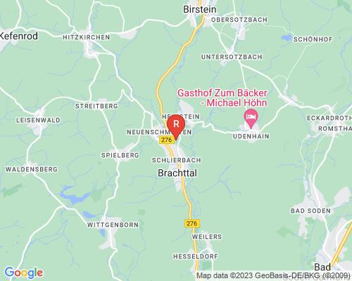 Google Karte von Rohrreinigung Brachttal