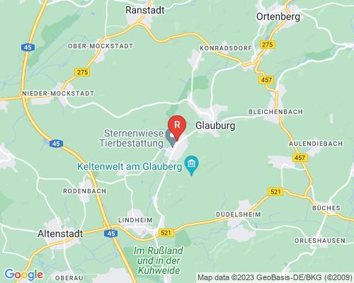 Google Karte von Rohrreinigung Glauburg