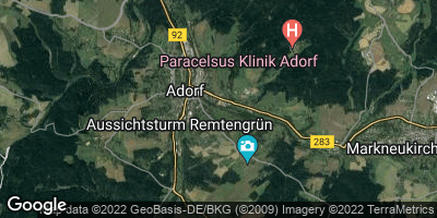 Google Map of Adorf