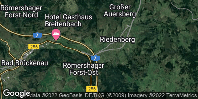 Google Map of Riedenberg