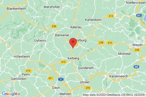 Karte Müllenbach