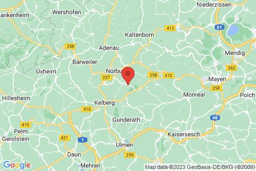 Karte Brücktal