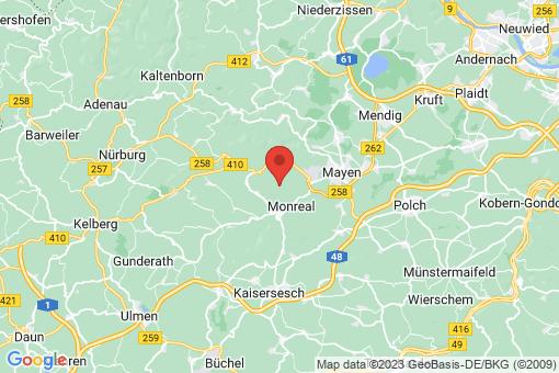 Karte Reudelsterz