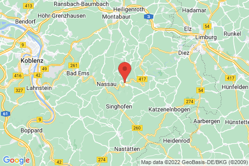 Karte Obernhof