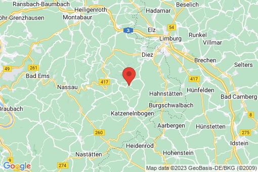 Karte Wasenbach