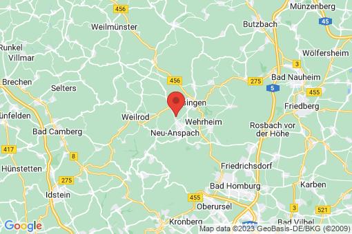 Karte Neu-Anspach