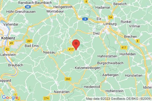 Karte Gutenacker