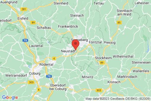 Karte Ebersdorf