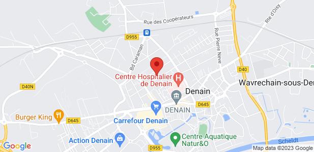 Bureaux à louer ou acheter à Denain - Proximité Valenciennes (59)