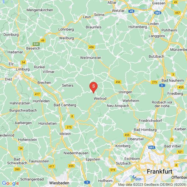 Vogelburg Hochtaunus