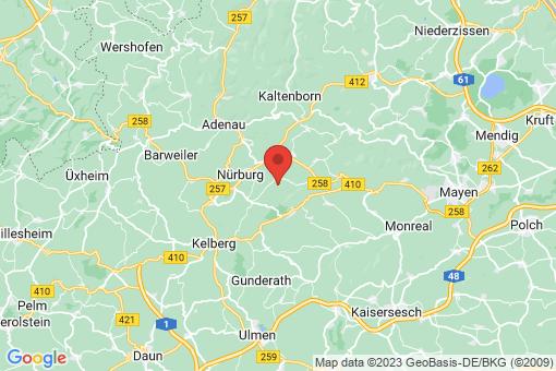 Karte Kirsbach