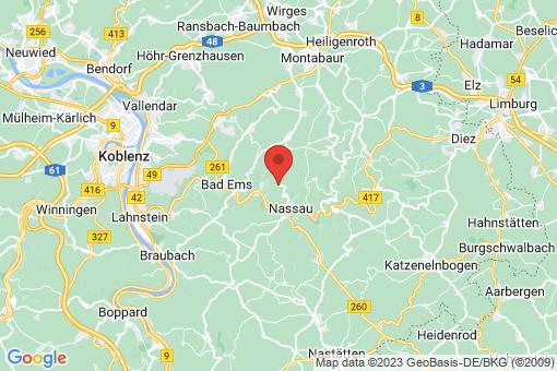 Karte Hömberg