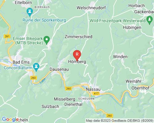 Google Karte von Rohrreinigung Homberg