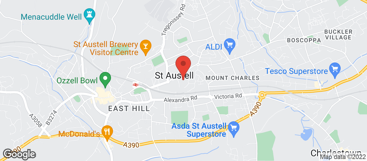 St Austell Leisure Centre location and directions