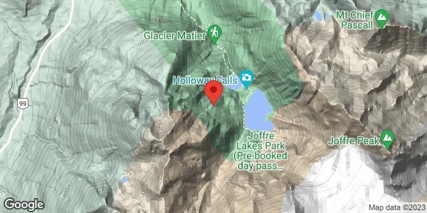 Upper Joffre Lakes