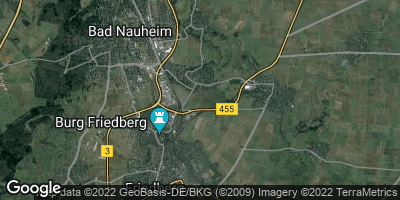 Google Map of Friedberg