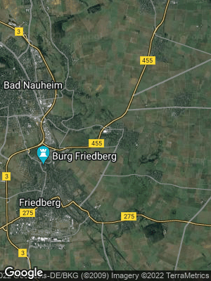Google Map of Dorheim