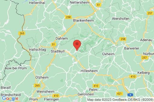 Karte Feusdorf