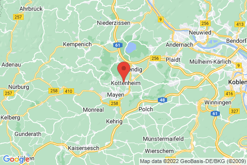 Karte Kottenheim