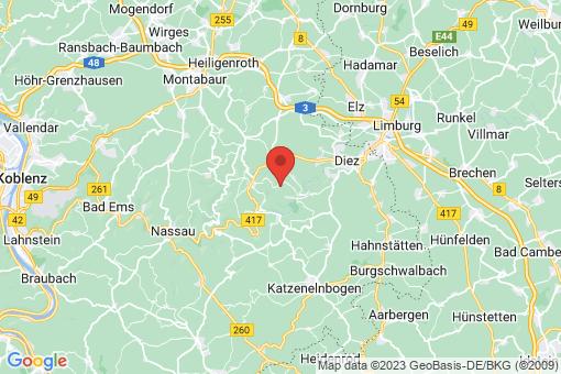 Karte Geilnau