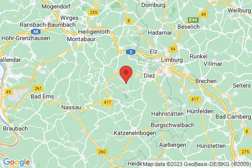 Karte Langenscheid