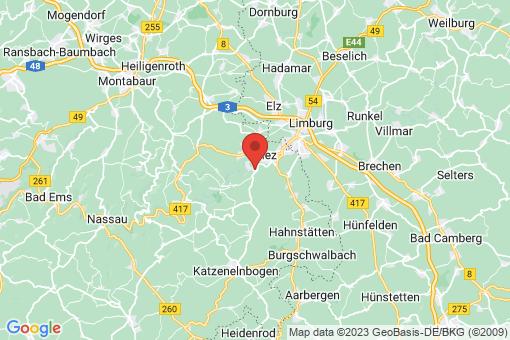 Karte Birlenbach