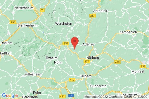 Karte Barweiler