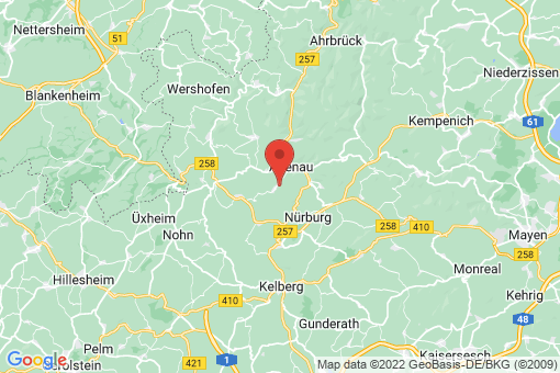 Karte Wimbach