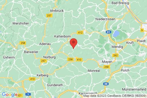 Karte Welschenbach