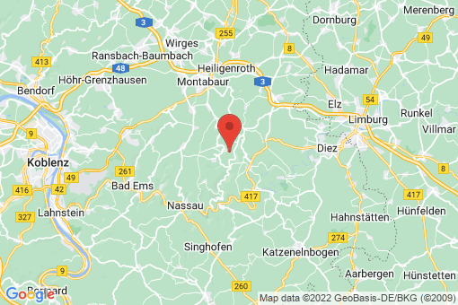 Karte Gackenbach