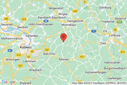 Karte Welschneudorf