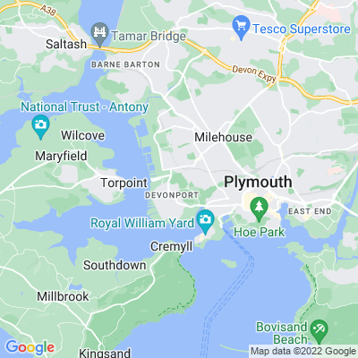 Devonport Park Location