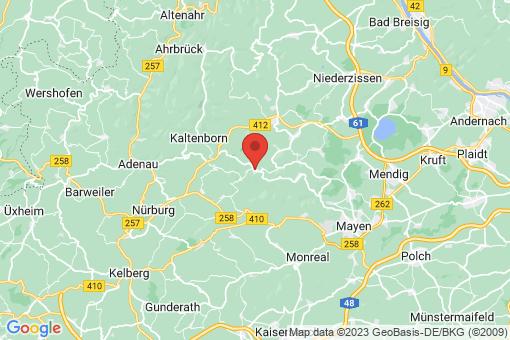 Karte Langenfeld