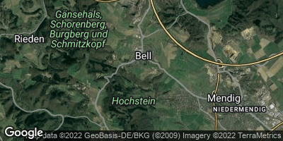 Google Map of Bell