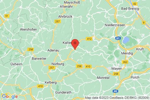 Karte Siebenbach