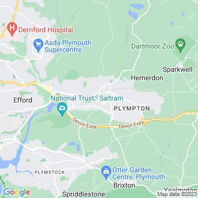 Plympton House Location