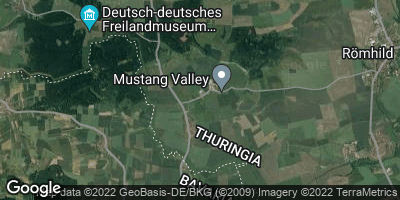 Google Map of Mendhausen