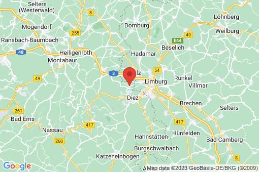 Karte Gückingen