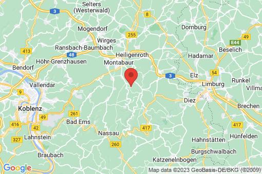 Karte Stahlhofen