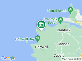 A static map of NEWQUAY BEACH CARE – BEACH CLEAN