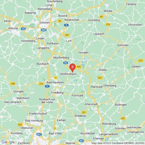 Hochseilgarten Wölfersheimer See