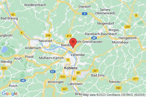 Karte Weitersburg